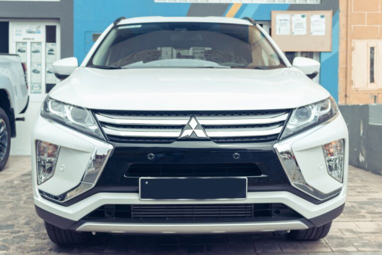 Mitsubishi Eclipse front